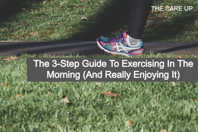 Exercising In The Morning
