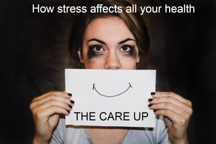 How stress affects all your health