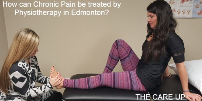 How can Chronic Pain be treated by Physiotherapy in Edmonton?