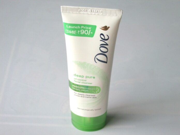Dove face wash for oily skin