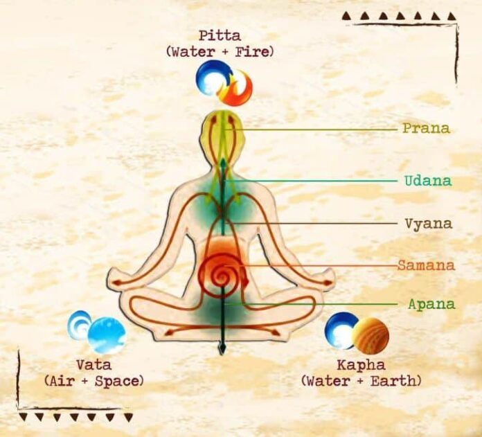 The Five Vayus Of Yoga – Know Here